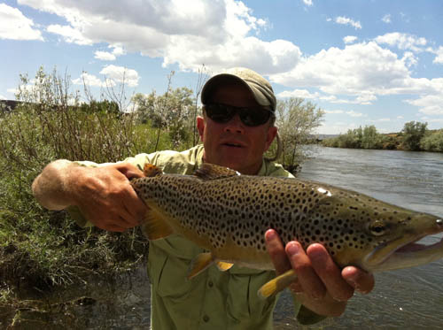 Fly Fishing Guide Wyoming