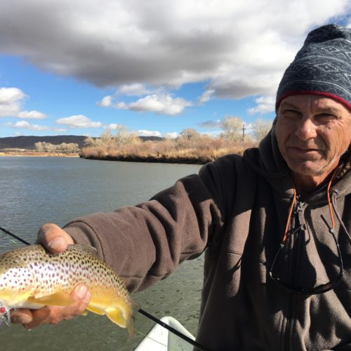 North Platte Saratoga Fishing Report
