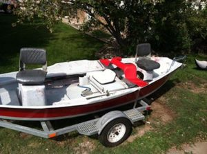 Drift boat for sale Wyoming