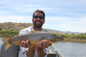 wyoming anglers float trip